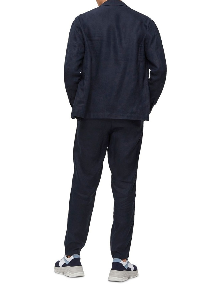 Tapered-Linen Pants image 2