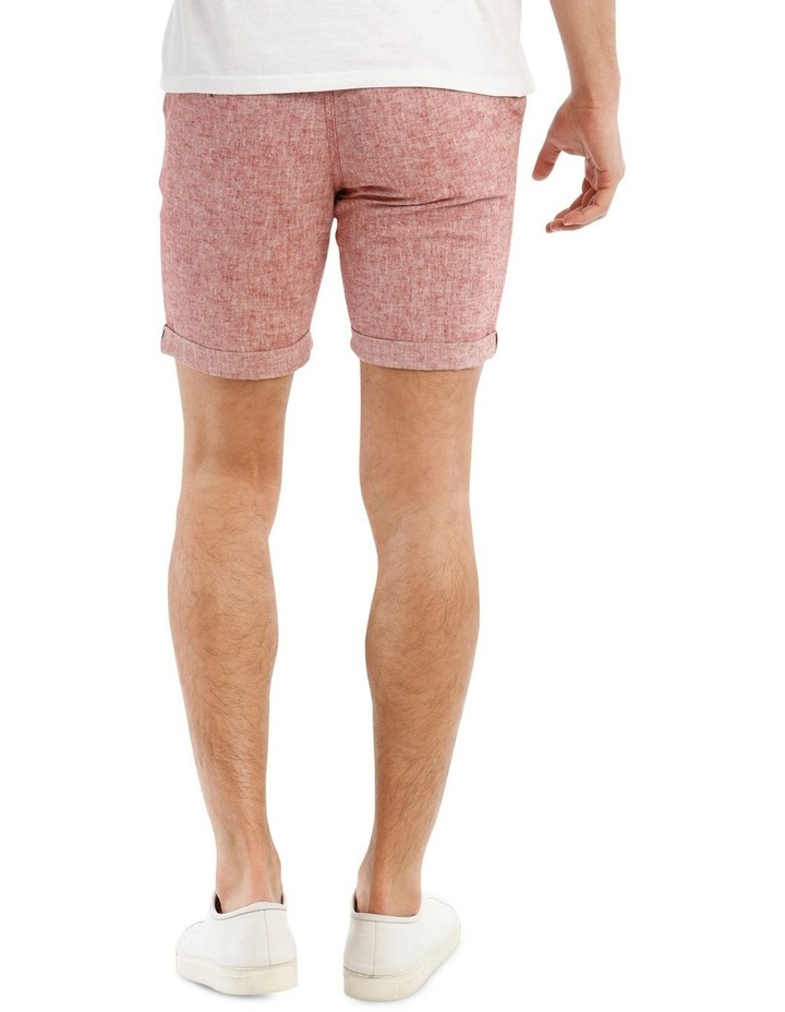 Straight-Paris Linen Shorts image 3