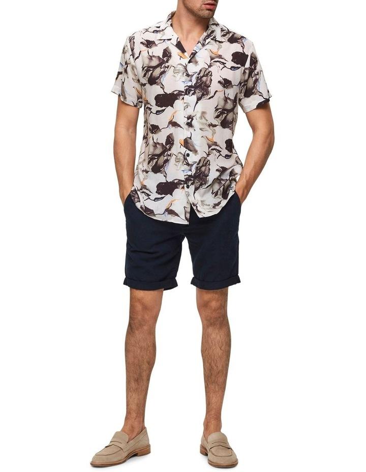 Straight-Paris Linen Shorts image 3