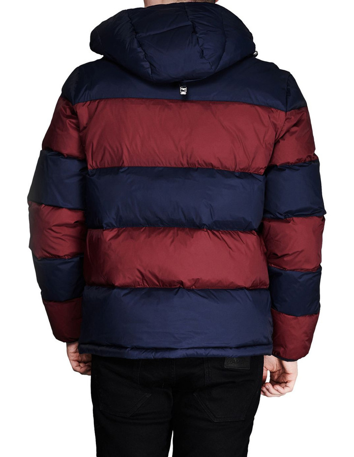 Moxley Colour Block Puffer Jacket image 2
