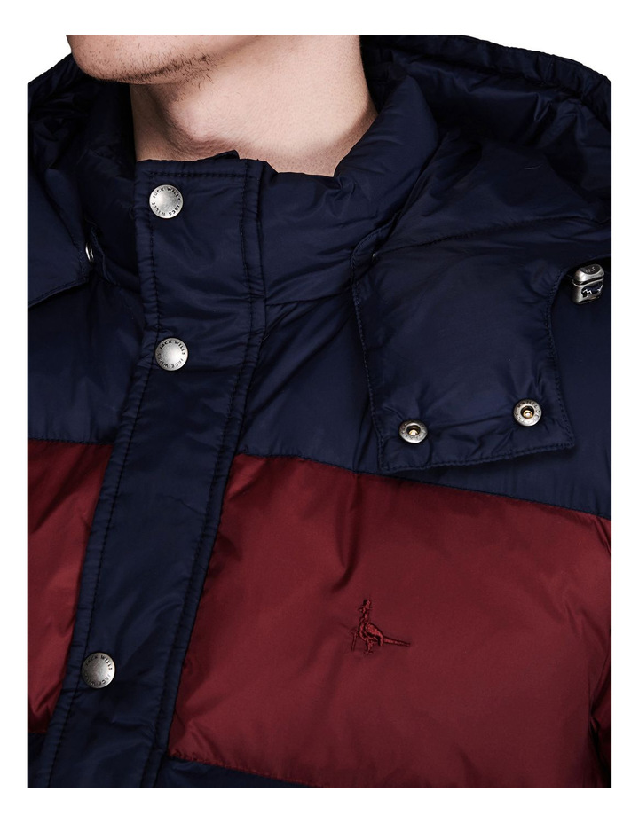 Moxley Colour Block Puffer Jacket image 3