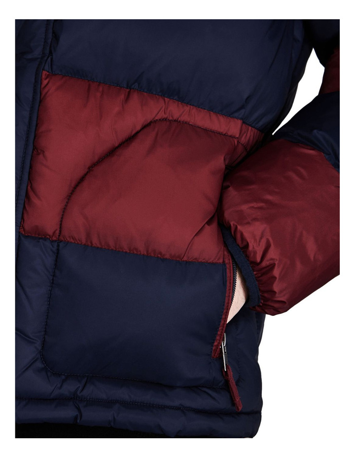 Moxley Colour Block Puffer Jacket image 4