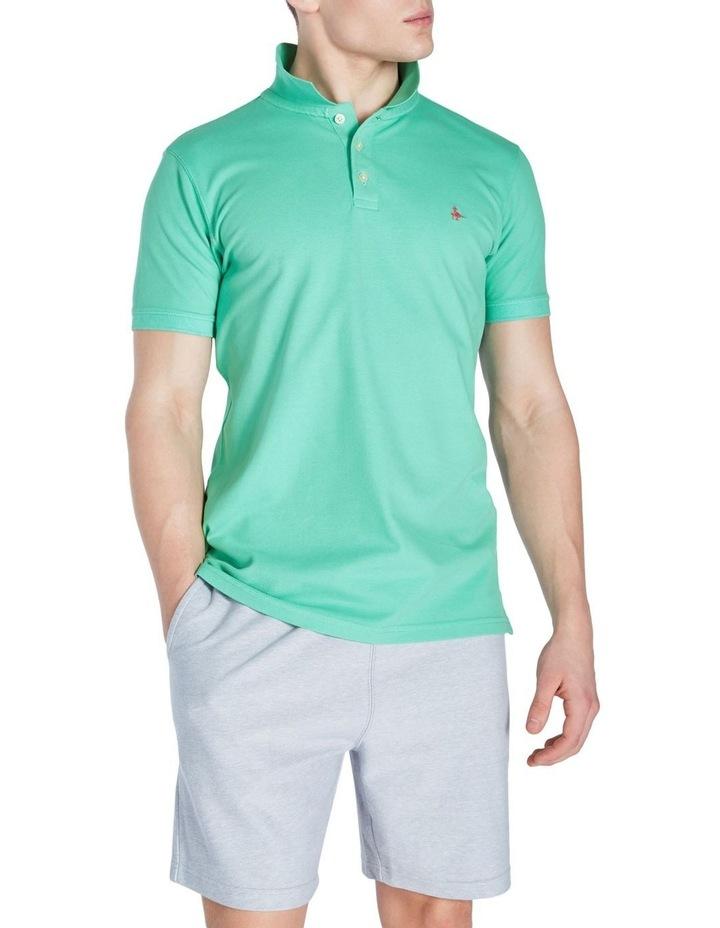 Bainlow Garment Dye Polo image 1