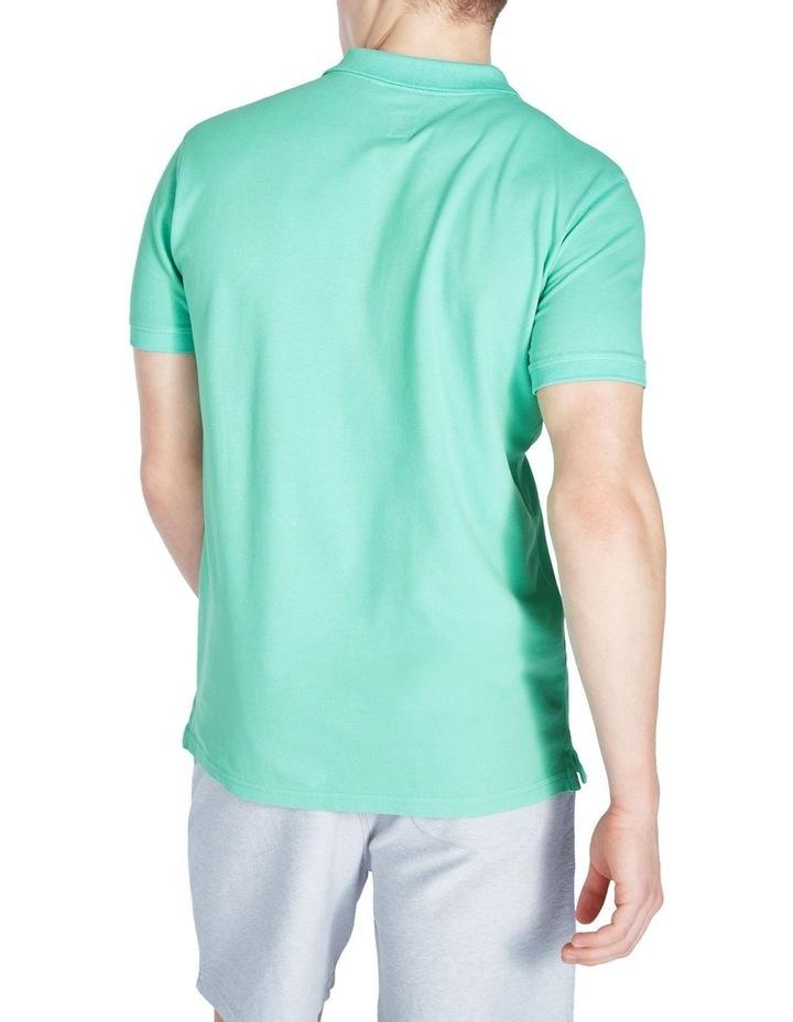Bainlow Garment Dye Polo image 2