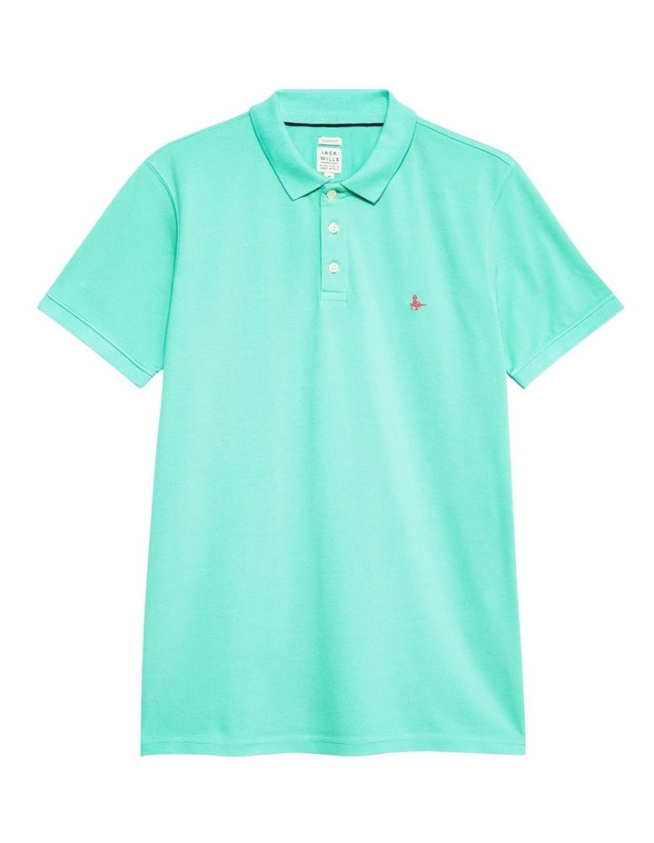 Bainlow Garment Dye Polo image 5