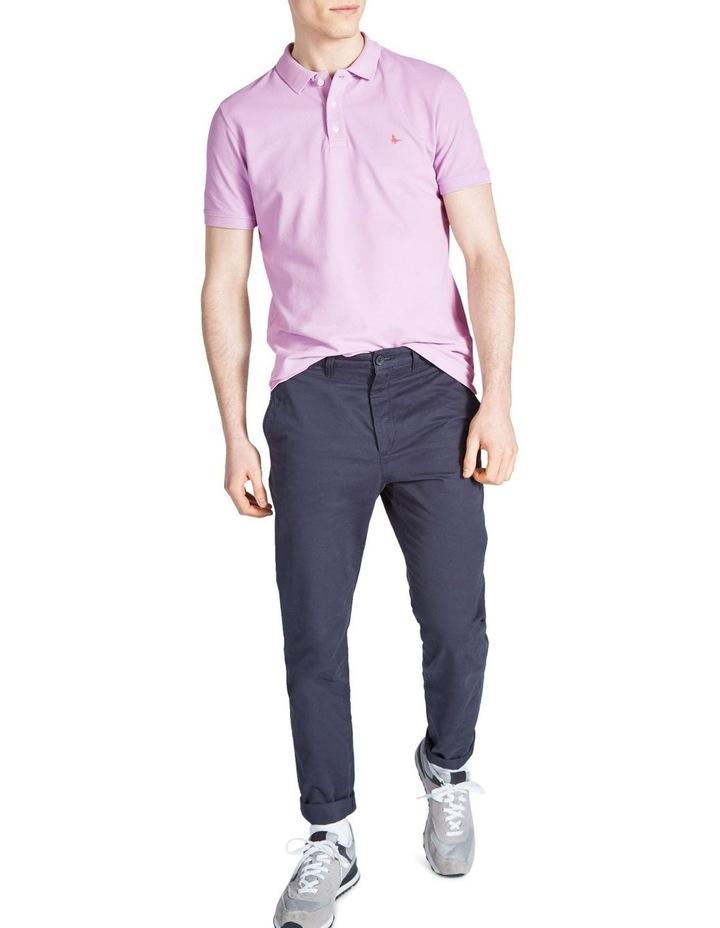 Bainlow Garment Dye Polo image 4