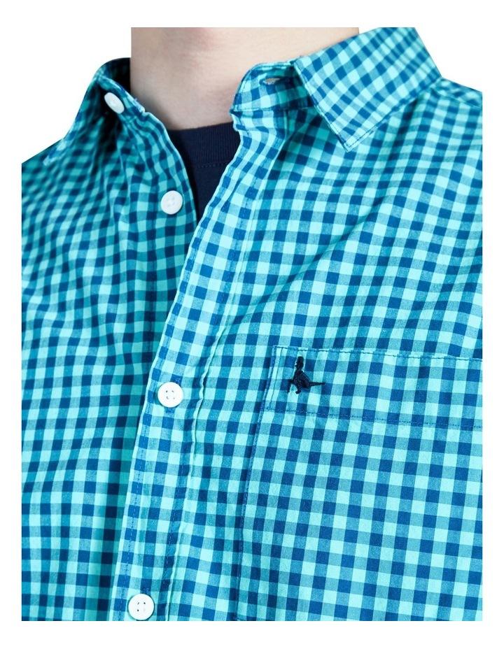 Ruxton Classic Poplin Gingham Long Sleeve Shirt image 4