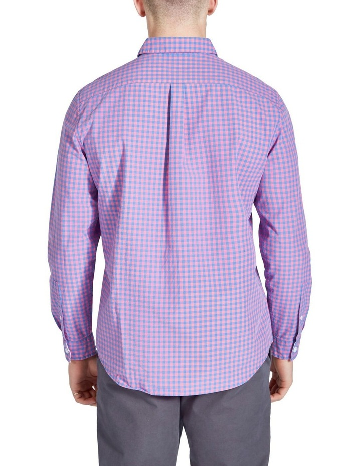 Ruxton Classic Poplin Gingham Long Sleeve Shirt image 2