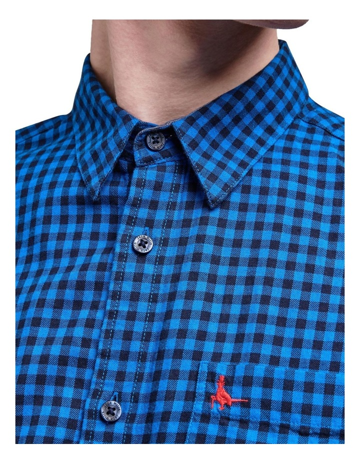 Newick Flannel Gingham image 3