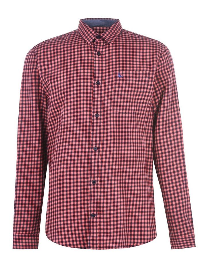 Newick Flannel Gingham image 5