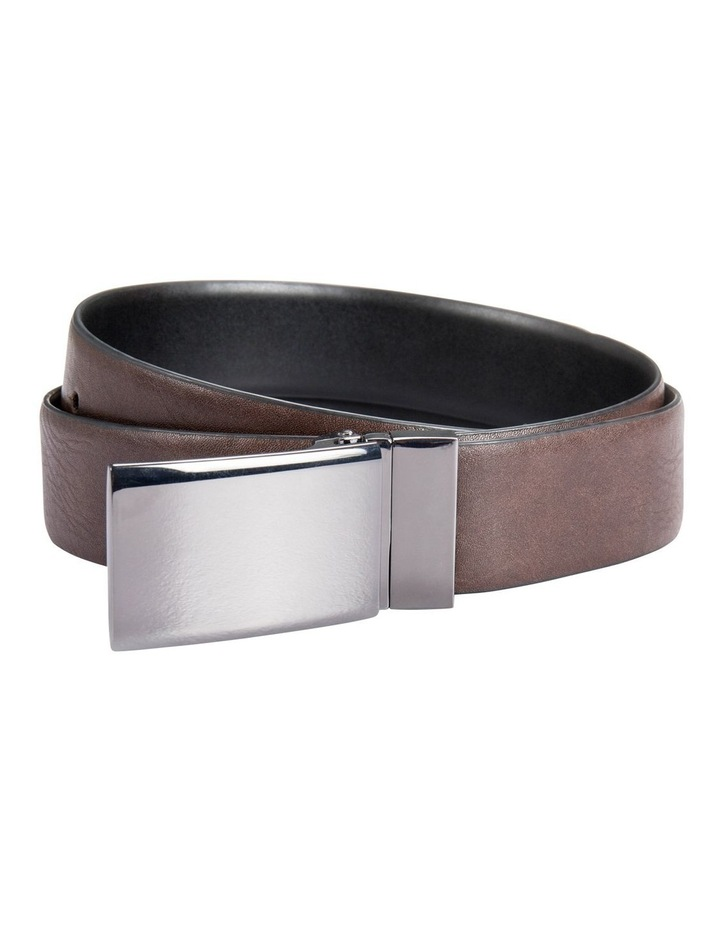 Reversible Plate Buckle Belt image 4