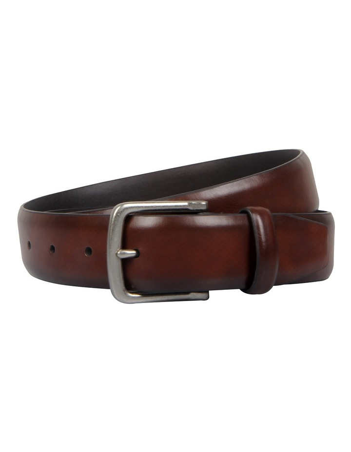 Urban Casual With Pin Buckle Tan Belt image 1
