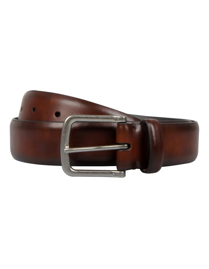 Urban Casual With Pin Buckle Tan Belt image 2