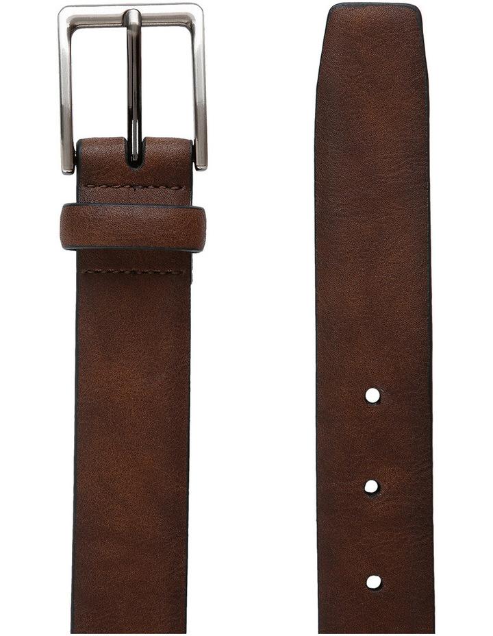 32mm Pin Buckle Cognac Belt image 2