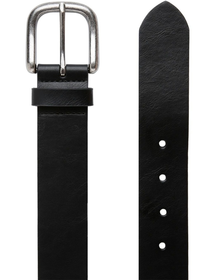 Reserve Casual 38Mm Pin Buckle Black Belt image 2