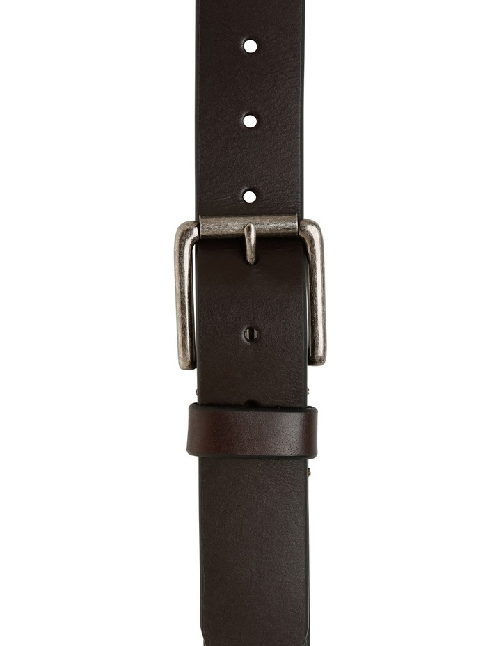 Casual Leather Belt image 1