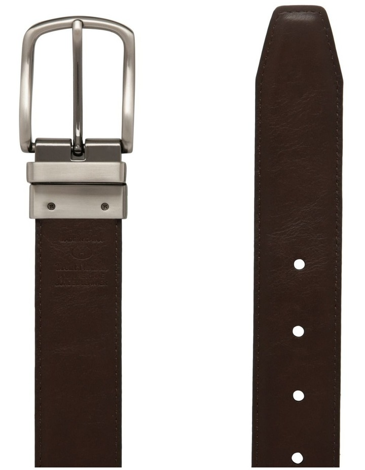 Pin Buckle Reversible  Belt image 3