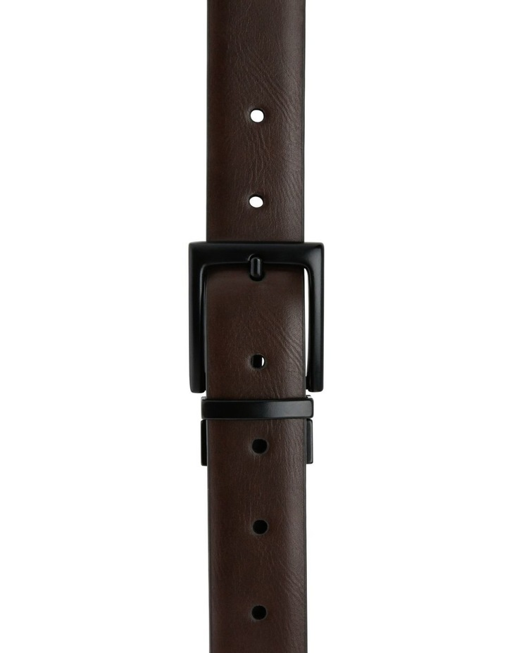 32MM PIN BUCKLE REVERSIBLE BELT image 1