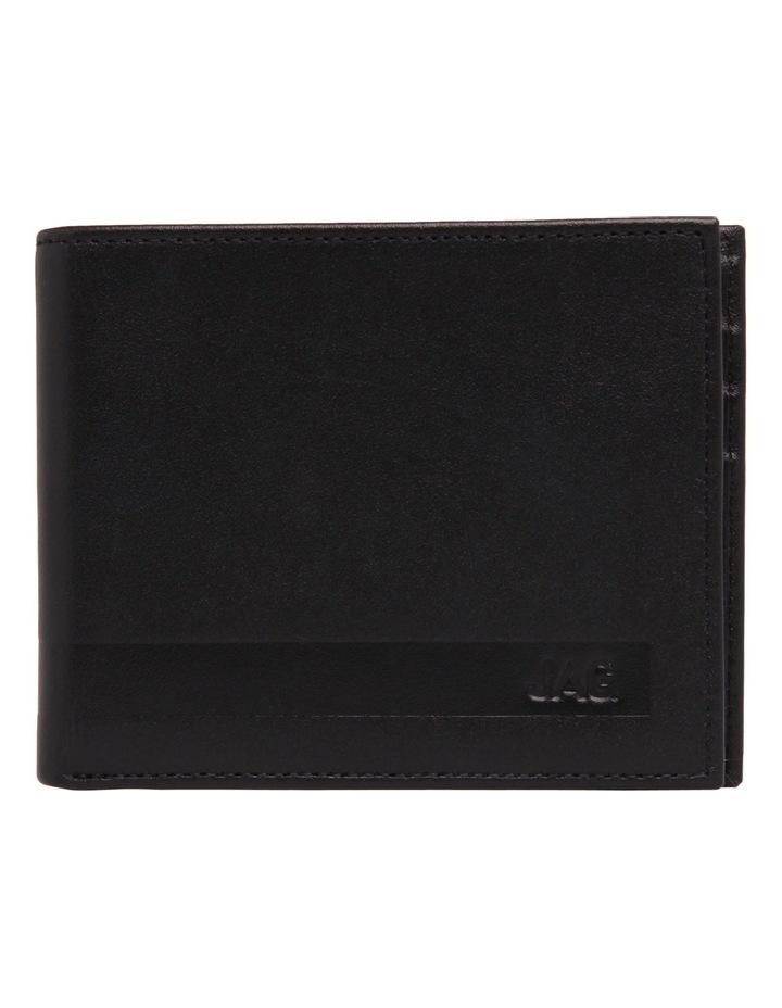 Centrefold Wallet Black image 1