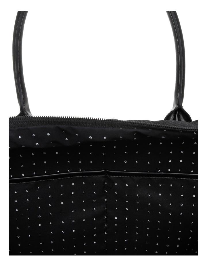 Hold-all bag Black image 4