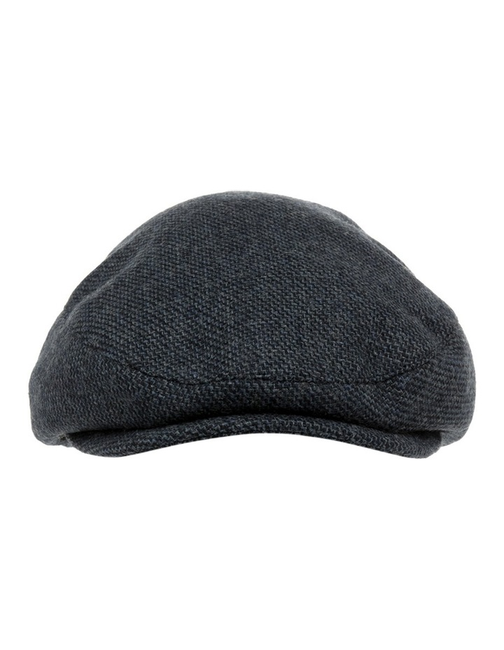Trent Nathan Textured Navy Driving Cap MMT048 image 1