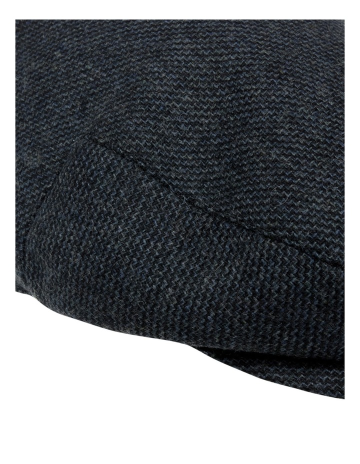 Trent Nathan Textured Navy Driving Cap MMT048 image 4
