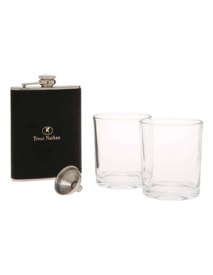 Hip Flask With Glasses Set image 2