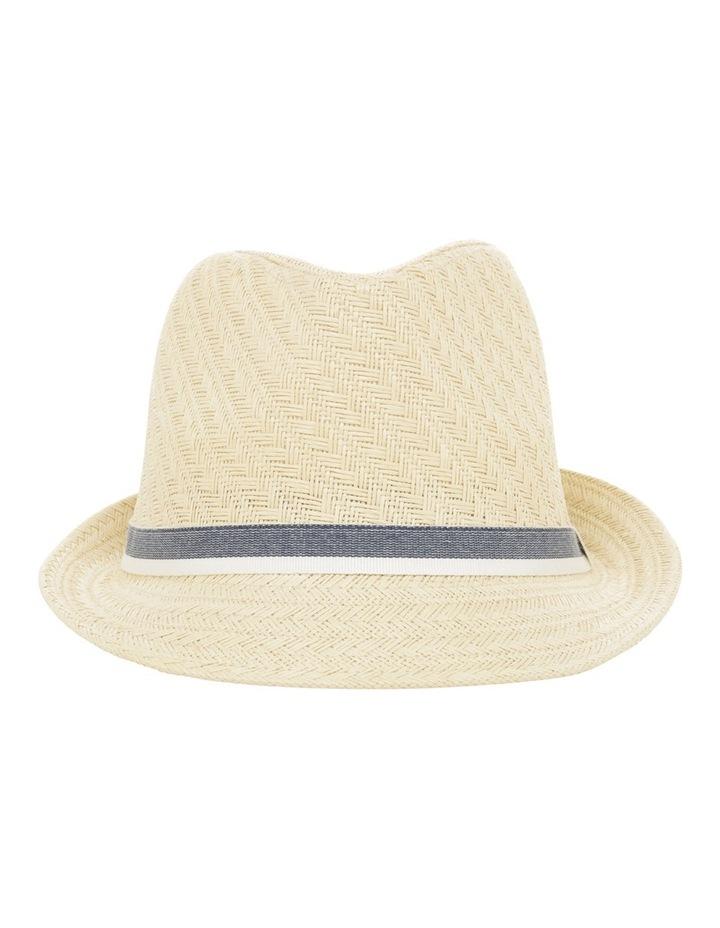 Draper Trilby Natural Hat image 1