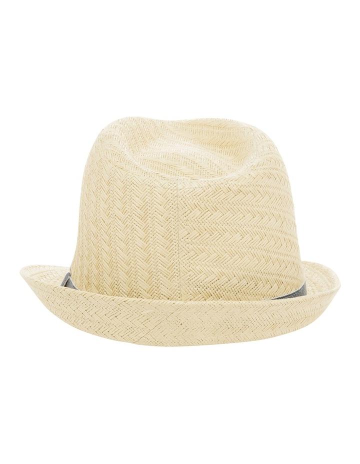 Draper Trilby Natural Hat image 3