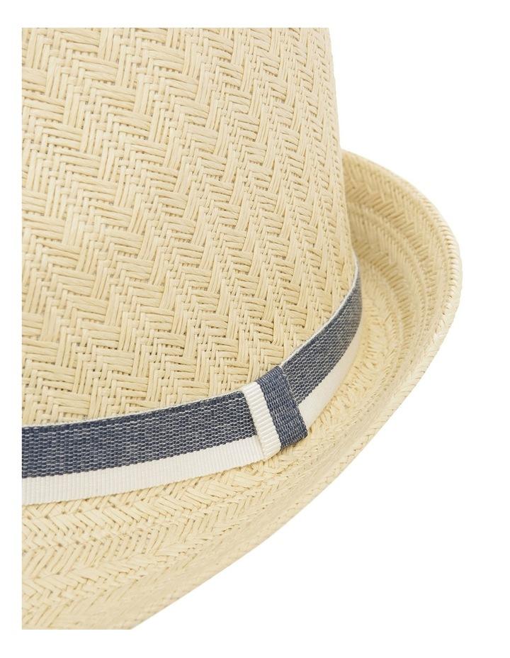 Draper Trilby Natural Hat image 4
