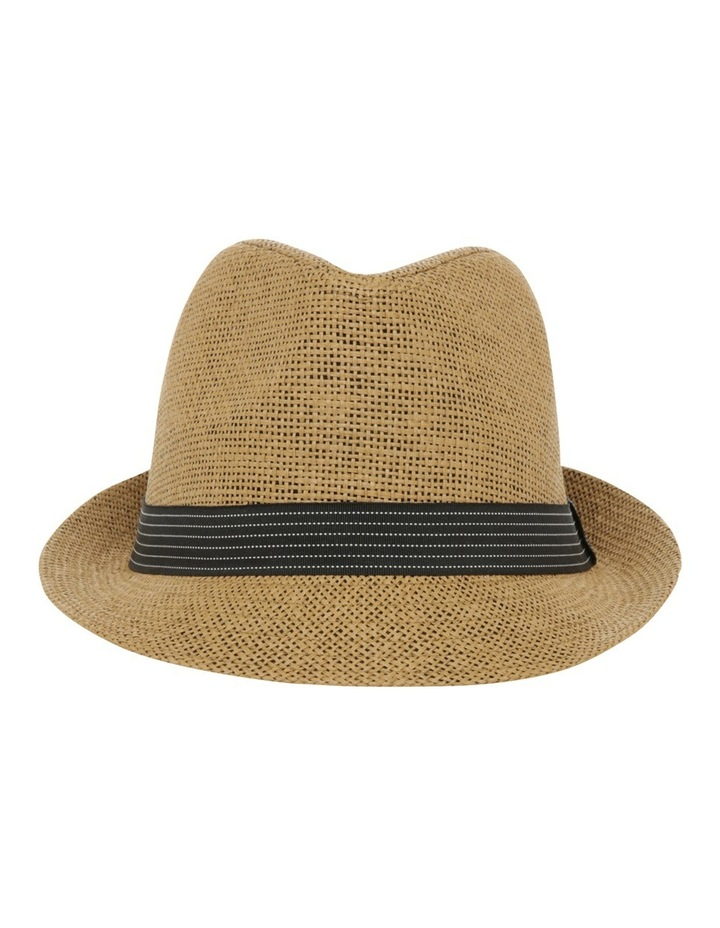 Jett Trilby Natural Hat image 1