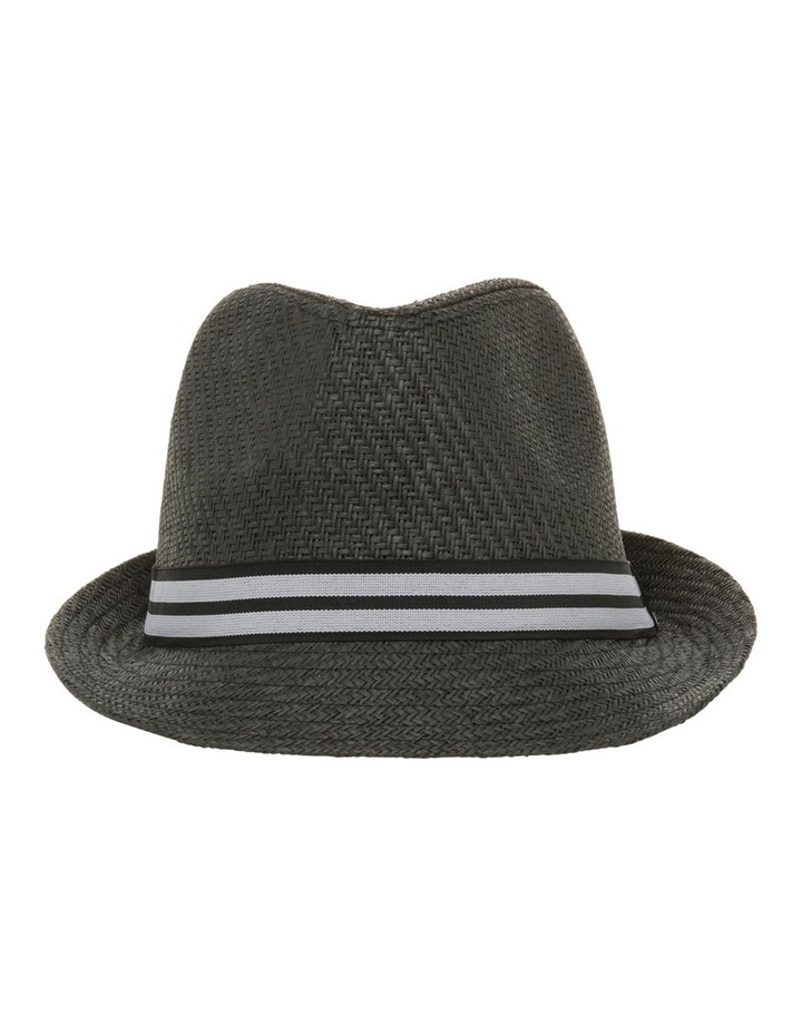 Sterling Trilby Black Hat image 1