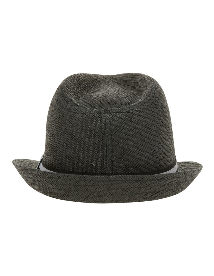 Sterling Trilby Black Hat image 3