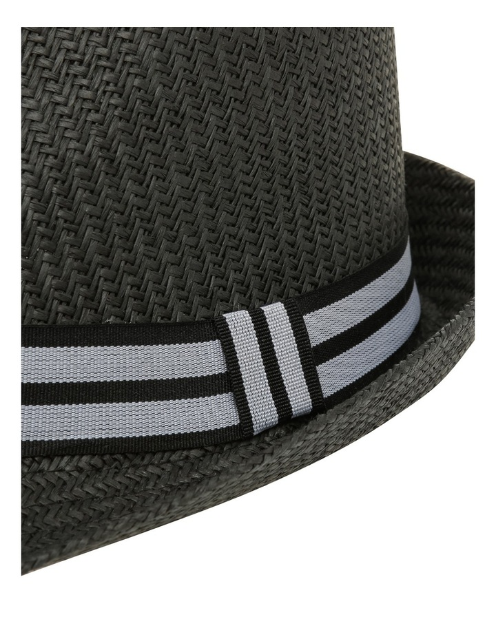 Sterling Trilby Black Hat image 4