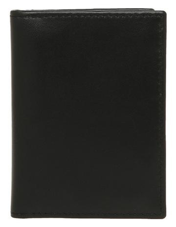 da3efa9d1 Blaq Leather Booklet Wallet