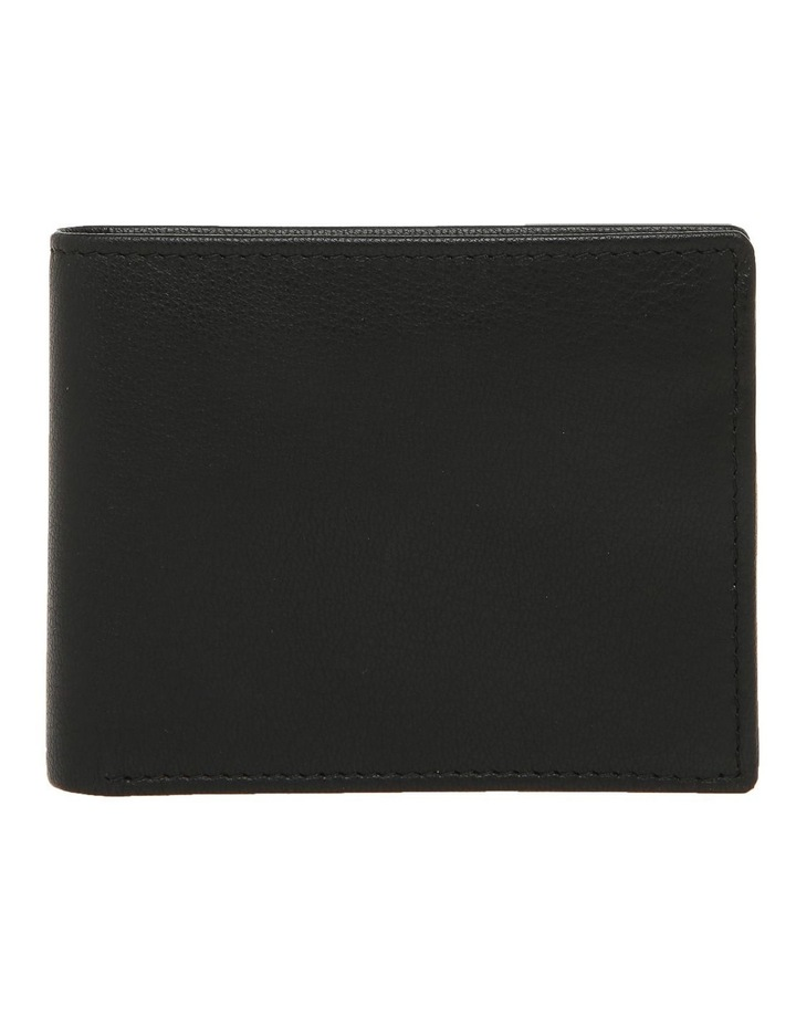 RFID Trifold Wallet With Coin Pocket image 1