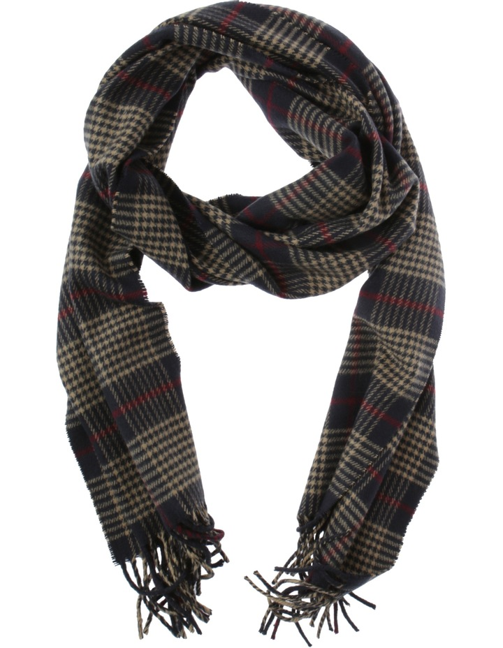 Plaid Scarf image 1