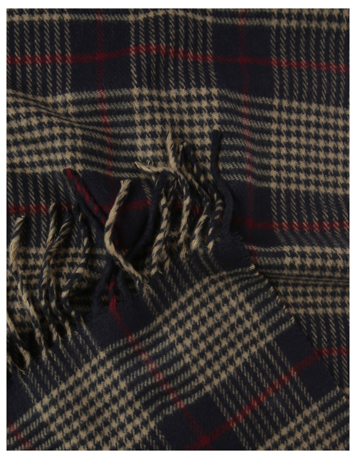 Plaid Scarf image 2