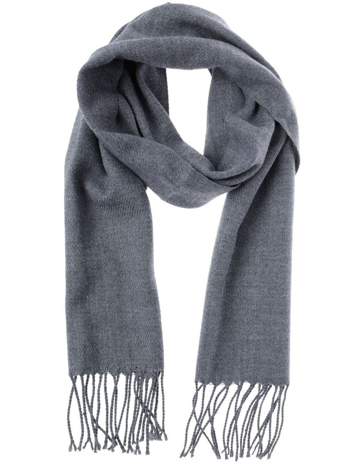 Solid Woven Scarf image 1