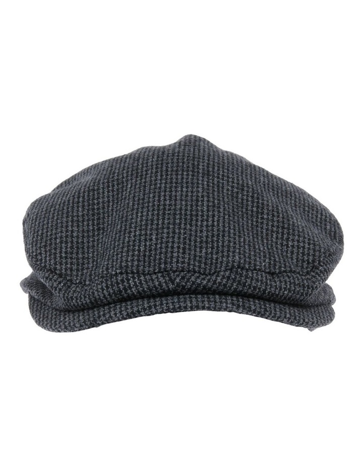 Hounds Tooth Driving Cap image 1