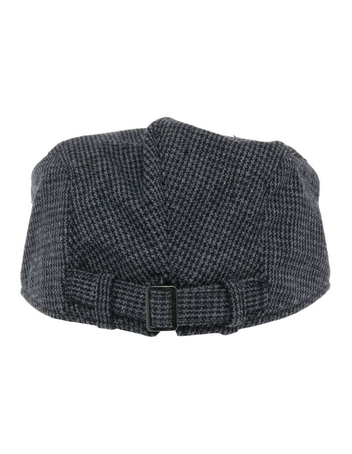 Hounds Tooth Driving Cap image 3