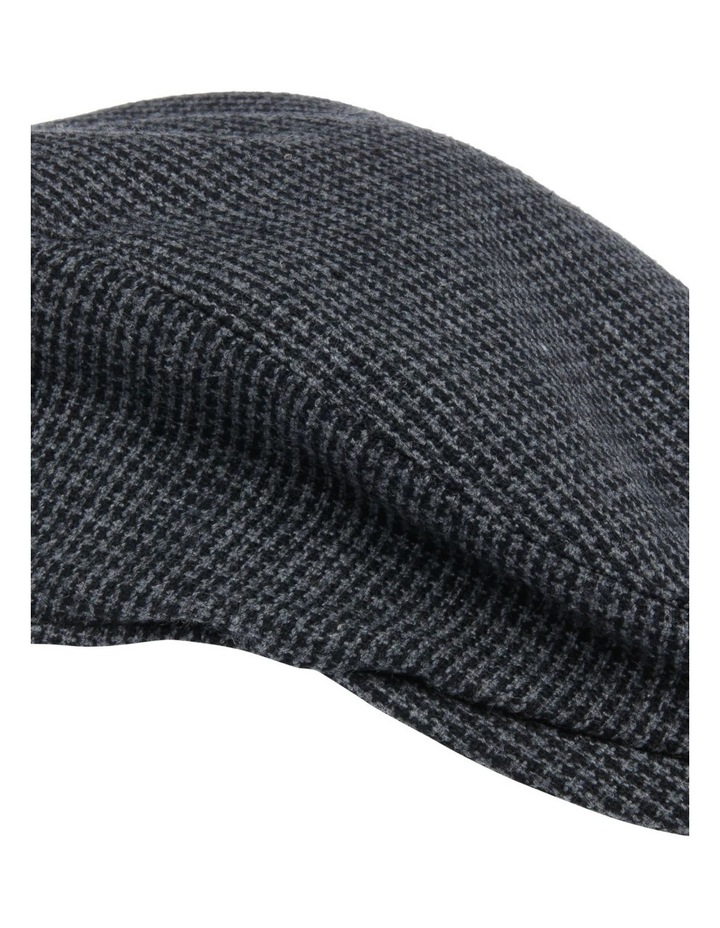 Hounds Tooth Driving Cap image 4