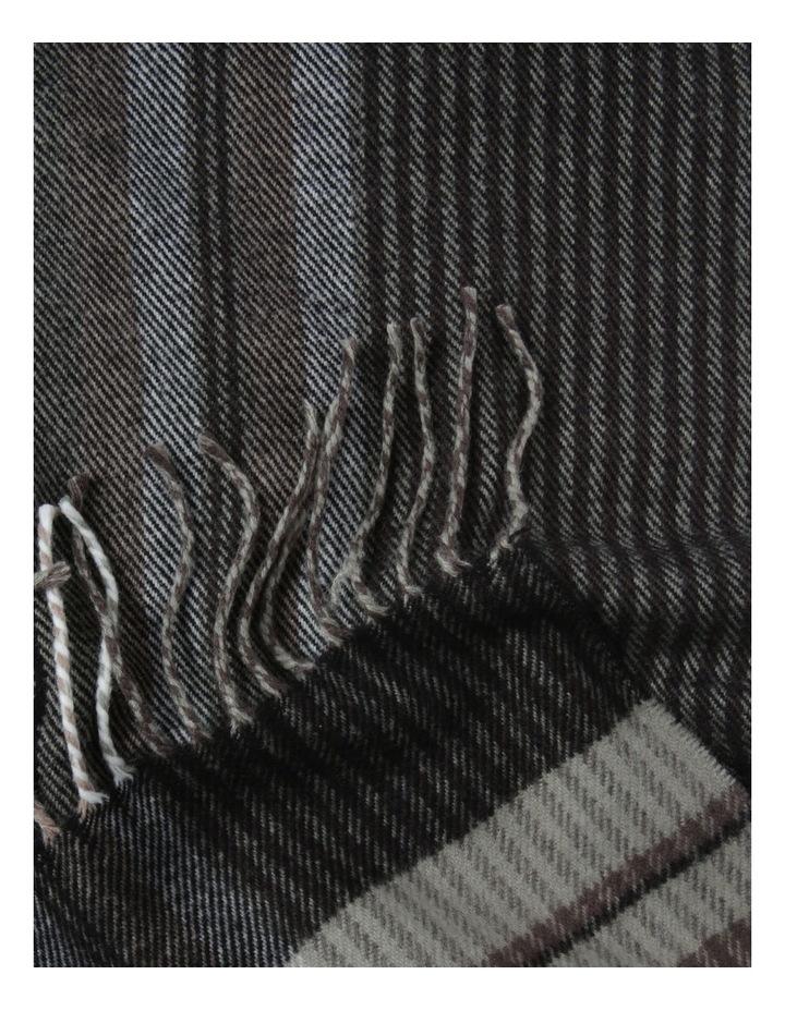 Multi Check Scarf image 2