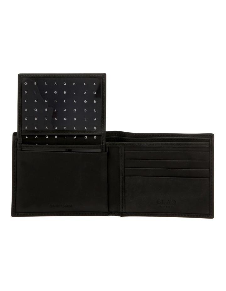 L-Fold Wallet Black image 4