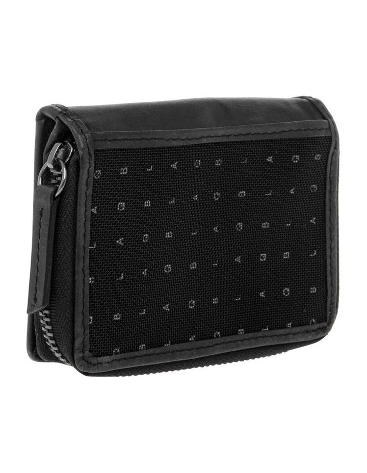 Zip Around Booklet Wallet With Coin Pouch image 2