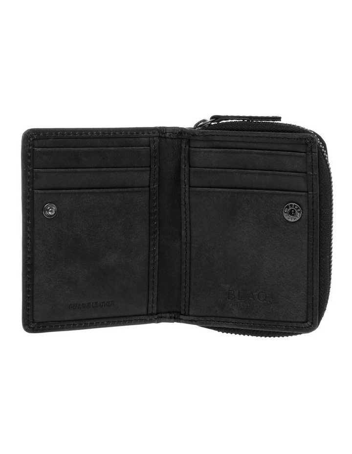 Zip Around Booklet Wallet With Coin Pouch image 3