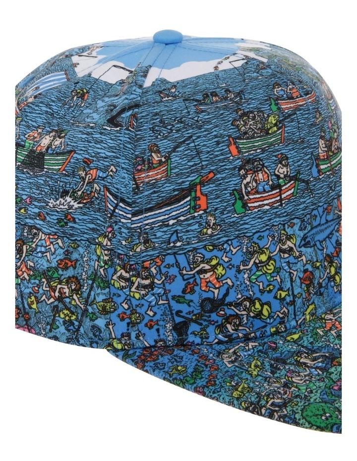 'Where's Wally' Deep Sea Cap image 4