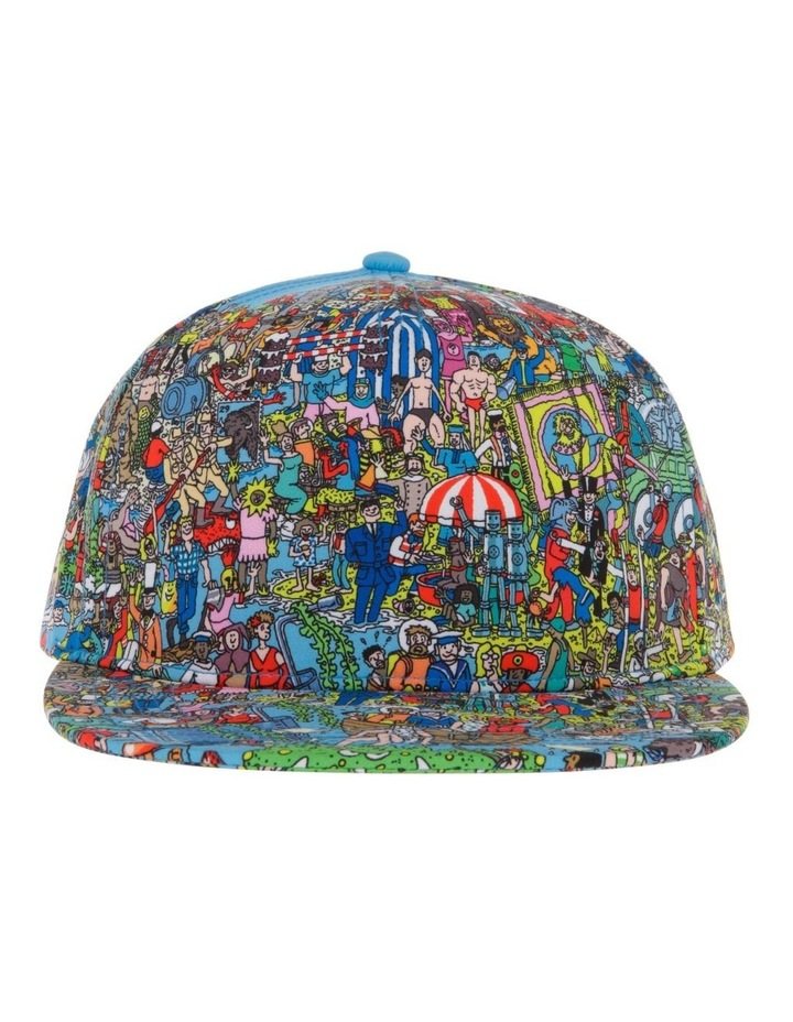 'Where's Wally' Old Friends Cap image 1