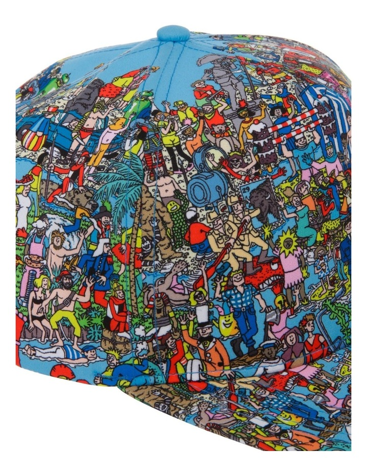 'Where's Wally' Old Friends Cap image 4