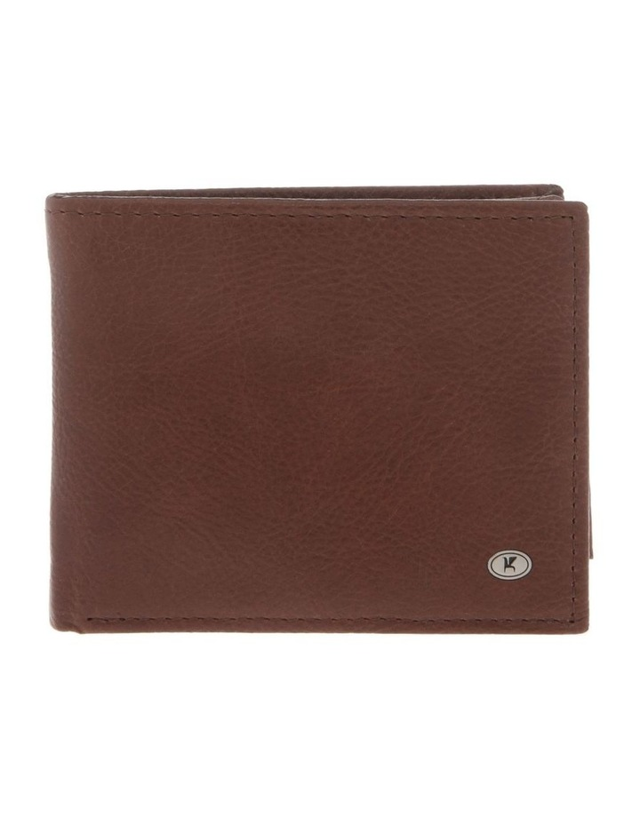 L-Fold Wallet With Zip And Coin image 1